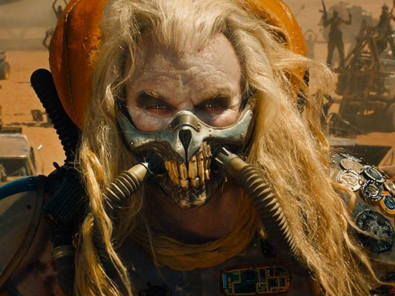 Muere Hugh Keays-Byrne,  Immortan Joe de la saga 'Mad Max',