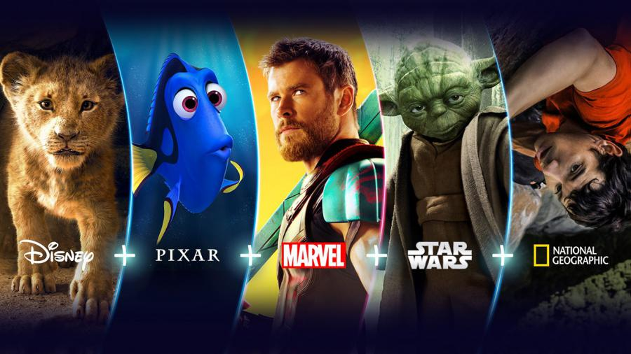 DISNEY+ YA ESTÁ DISPONIBLE EN LATINOAMÉRICA