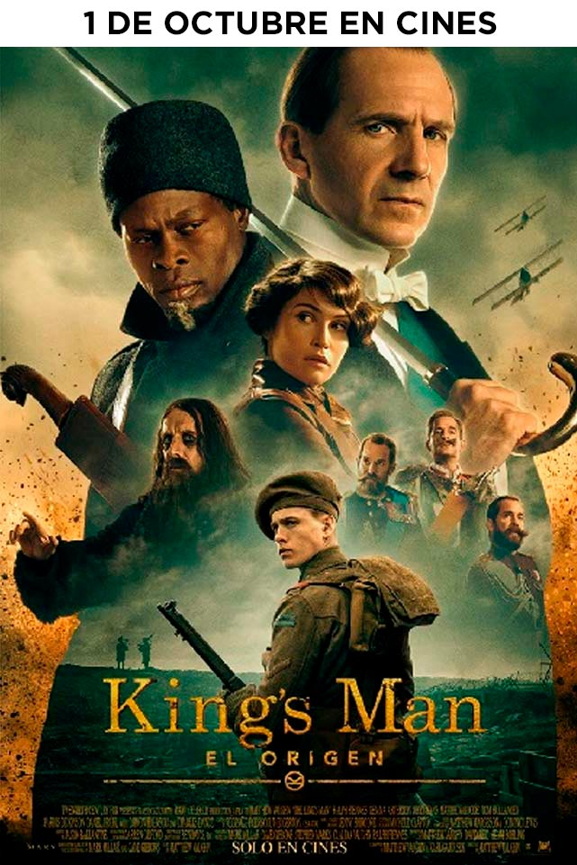 KING'S MAN: EL ORIGEN