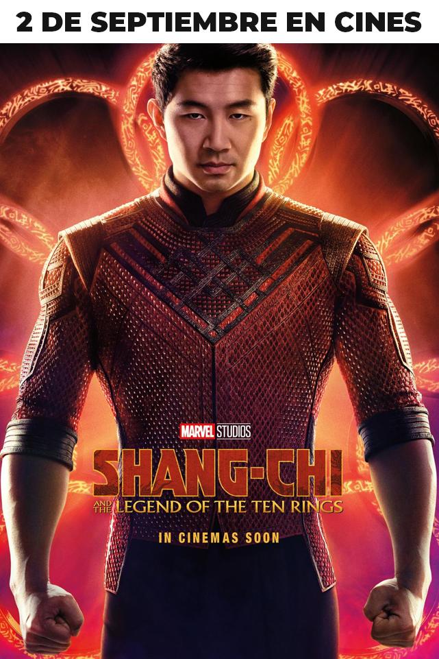 Shang-Chi LA LEYENDA DE LOS 10 ANILLO