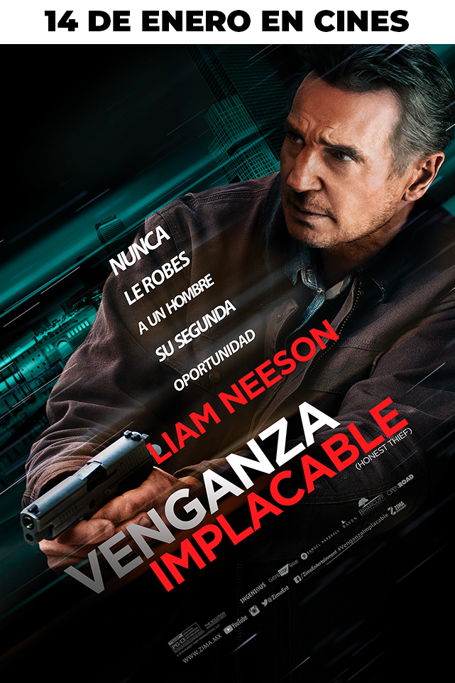 VENGANZA IMPLACABLE
