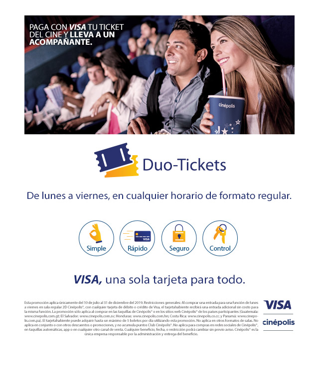 Duo Tickets